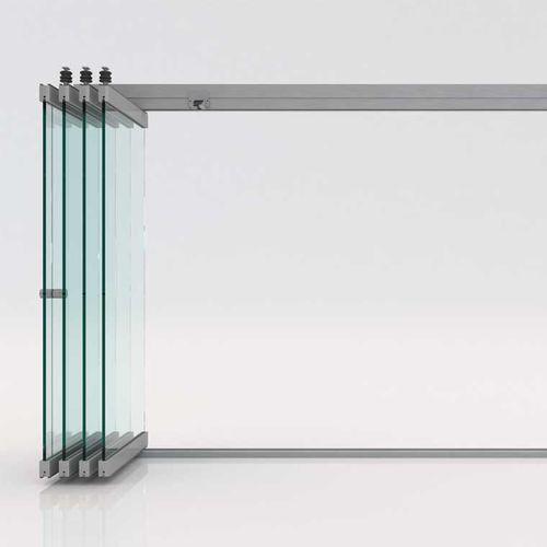 folding partition - Salinox