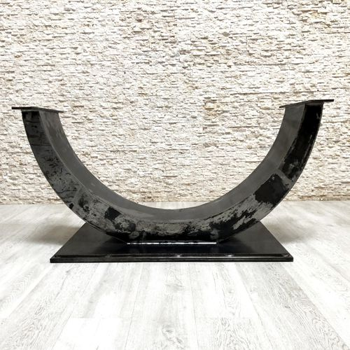 metal table base / contemporary / for bars / contract