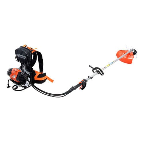 gasoline brush cutter / wire / with harness / backpack