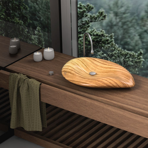 countertop washbasin - QINN DESIGNS