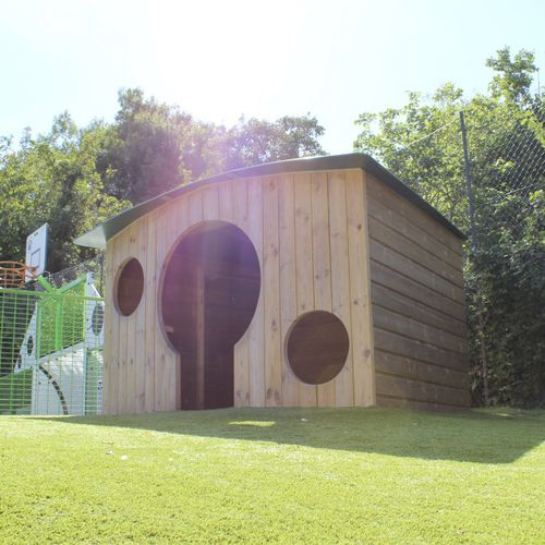 child's playhouse / for outdoor use
