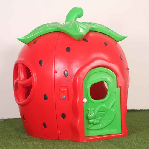 indoor playhouse / for outdoor use / floor-mounted