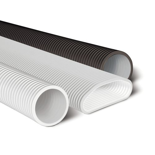 flexible air duct / antimicrobial
