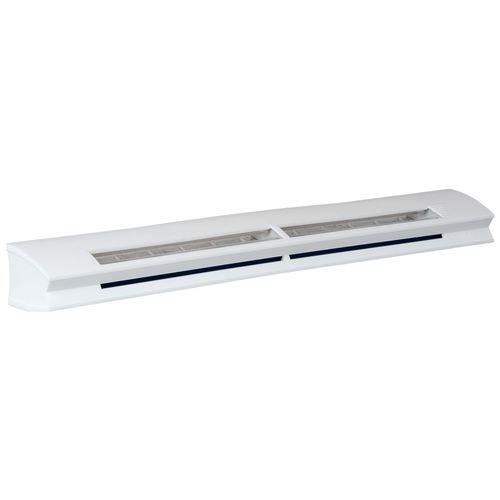 wall-mounted air diffuser / linear / slot