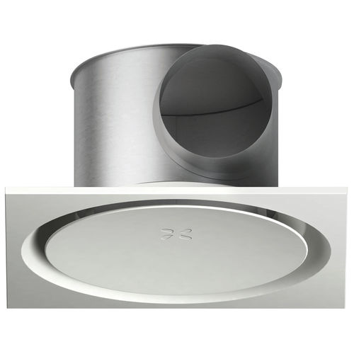 Ceiling air diffuser / square TWISTED  ALDES