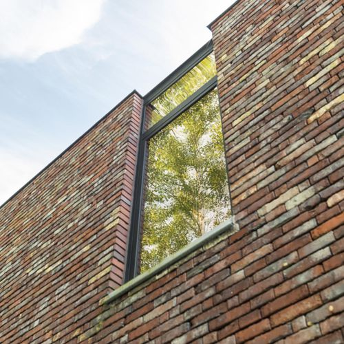 casement window / tilting / fixed / pivoting
