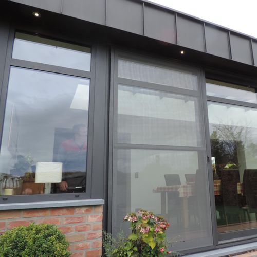 sliding screen / for sliding doors