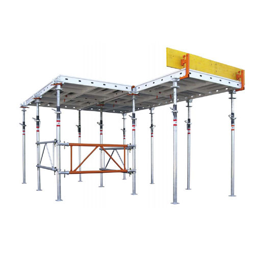modular formwork / frame / metal / for floors