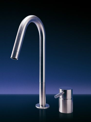 2 hole kitchen single handle mixer tap F2 MGS Progetti