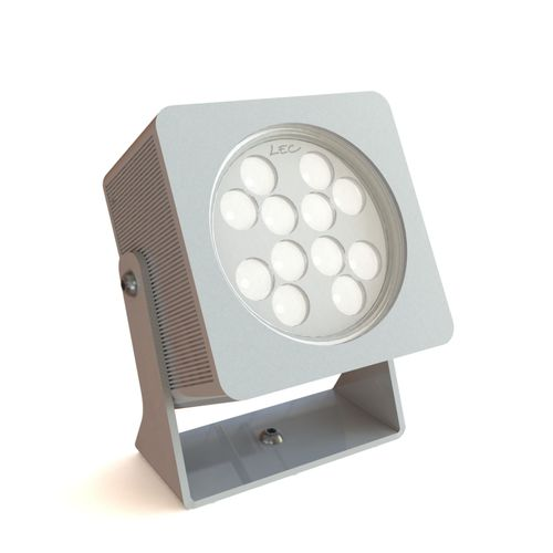 LED floodlight / commercial / outdoor / for indoor use