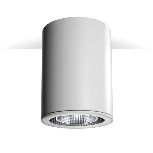 hanging light fixture / surface-mounted / LED / round