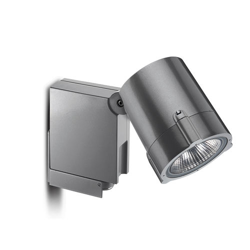 Wall-mounted spotlight / outdoor / LED / round NANO PYROS LED Targetti Sankey S.p.a.