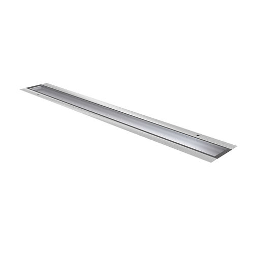 recessed light fixture / RGBW LED / linear / outdoor