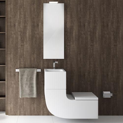 wall-hung toilet - ROCA