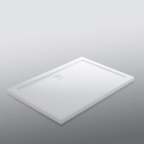 rectangular shower base / porcelain