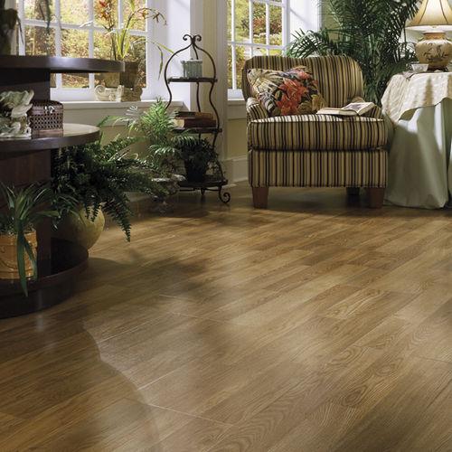 Oak laminate flooring / floating REAL TOUCH®: HONEY DUPONT