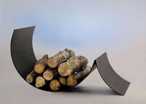 Log holder UFOCUS Focus