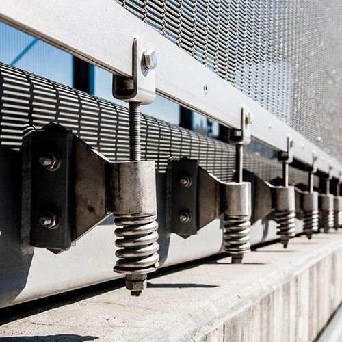 stainless steel fastening system - HAVER & BOECKER OHG
