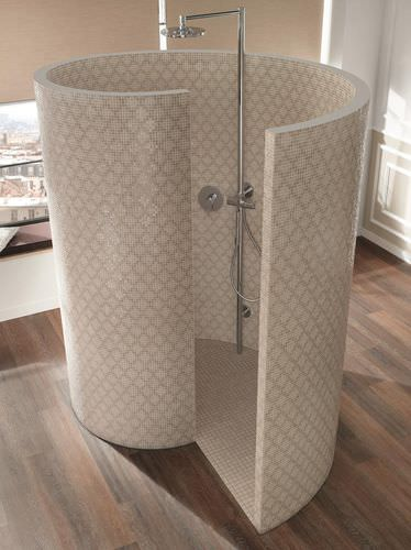 ceramic shower base - wedi GmbH