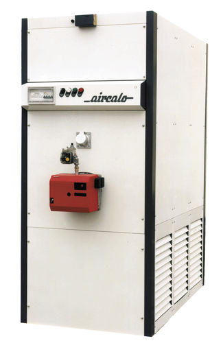 Gas hot air generator / industrial AQUITAINE AIRCALO