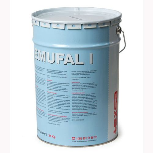 preparation coating / cold-applied / outdoor / for walls