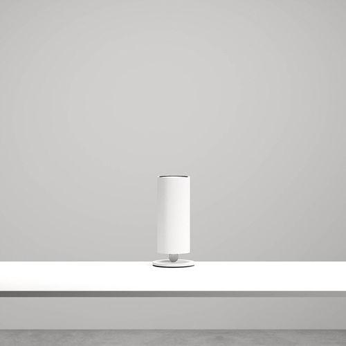table lamp / contemporary / aluminum / orientable
