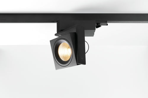 LED track light / halogen / HID / round SINGLE  Modular Lighting Instruments
