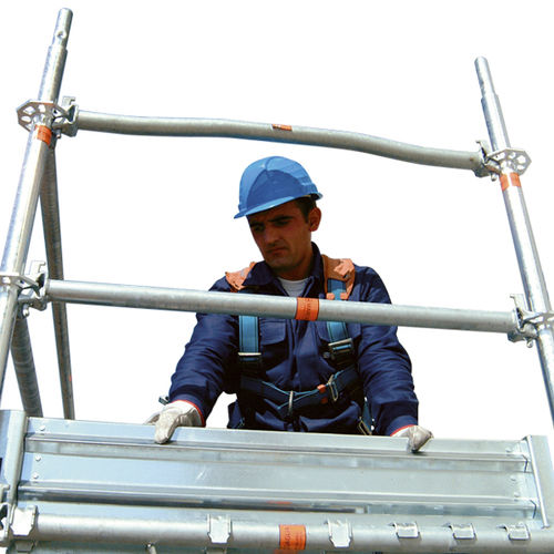 Galvanized steel scaffolding / high SM8 MULTILEVEL SYSTEM MARCEGAGLIA
