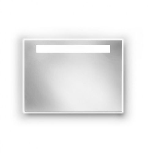 Wall-mounted mirror / contemporary / rectangular / illuminated STEPHAN Oasis Group srl