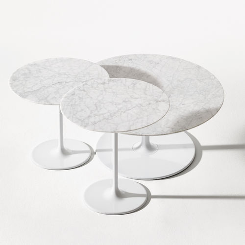 contemporary bistro table - Arper