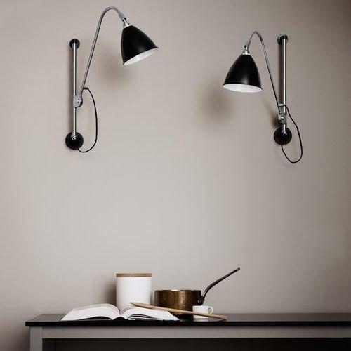 contemporary wall light / metal / halogen / adjustable