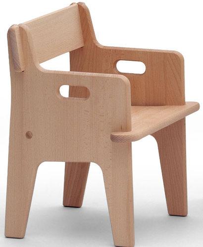 Contemporary chair / wood / child's / by Hans J. Wegner CH410  Carl Hansen & Son