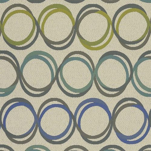 upholstery fabric / patterned / polyester / nylon