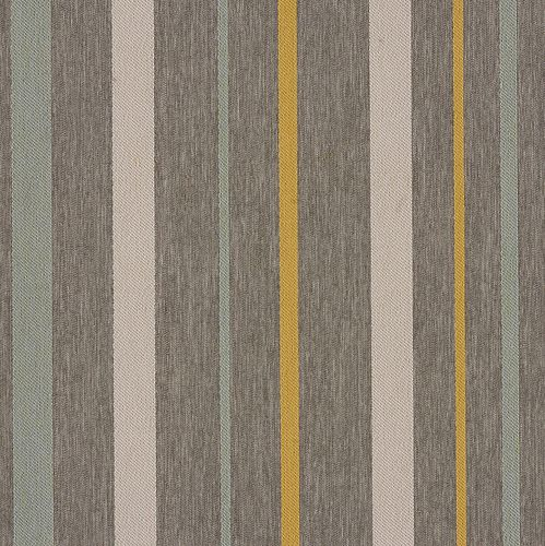upholstery fabric / striped / multi-color / nylon