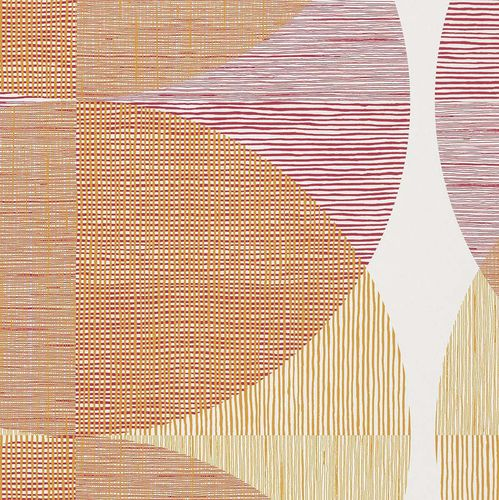 polyester wallcovering / home / tertiary / printed