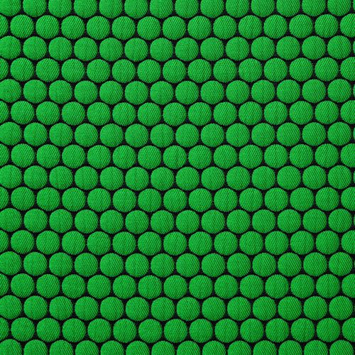 upholstery fabric / geometric pattern / polyester / commercial