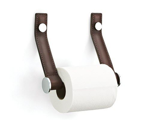 wall-mounted toilet paper dispenser