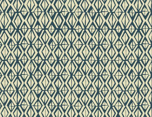 Traditional wallpaper / fabric / geometric DIAMOND Galbraith & Paul