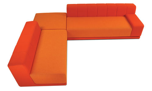 Modular sofa / contemporary / fabric / by Patrick Norguet LEAR Modus