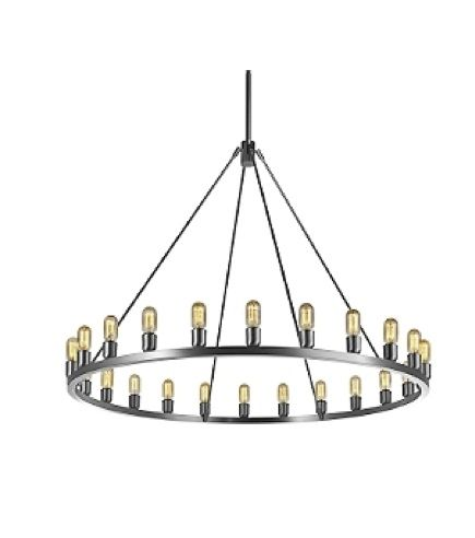 Contemporary chandelier / metal / incandescent SPARK 60 CHANDELIER by Jeremy Pyles Niche Modern