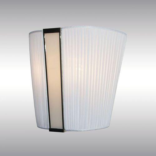 traditional wall light / fabric / acrylic glass / LED