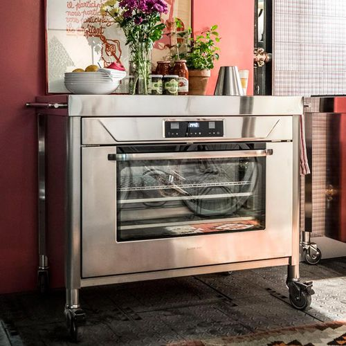 electric oven / built-in