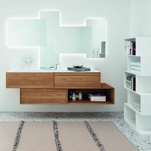 double washbasin cabinet - Arlexitalia
