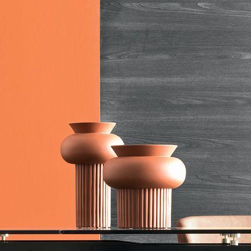 contemporary vase / ceramic