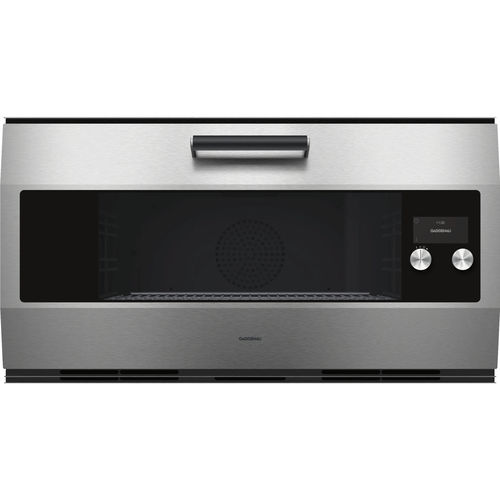 electric oven / rotisserie / with grill / built-in