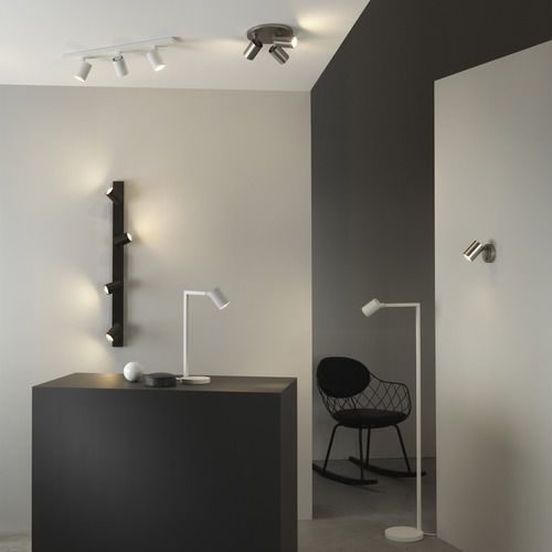 Ceiling Mounted Spotlight / Indoor / Bathroom / LED ASCOLI FOUR BAR 7954  Astro