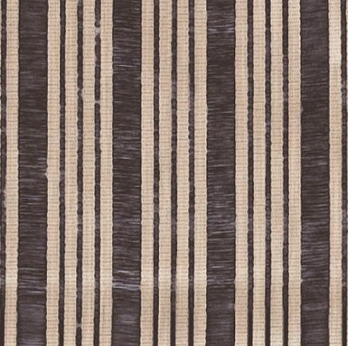 Striped sheer curtain fabric AMALFI SAHCO