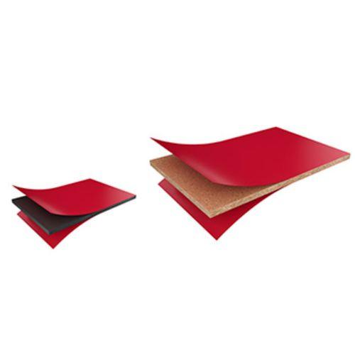 melamine decorative panel / MDF / particleboard / for furniture
