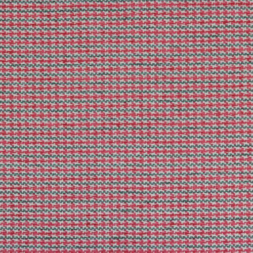 upholstery fabric / for curtains / patterned / FR polyester