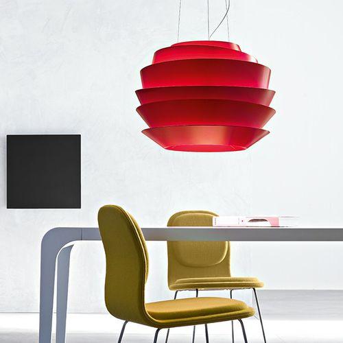Pendant lamp / contemporary / metal / polycarbonate LE SOLEIL by Vicente Garcia Jimenez FOSCARINI